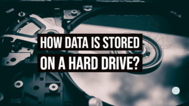 How Data is Stored On A Hard Drive