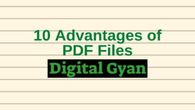10 advantages of pdf files