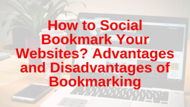how to social bookmark you website