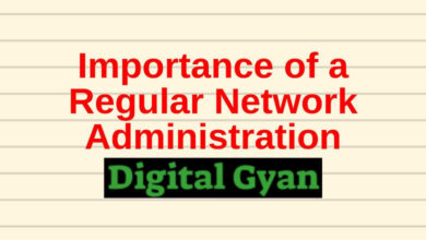 importance of regular network administration