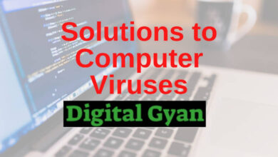 solutions to computer viruses