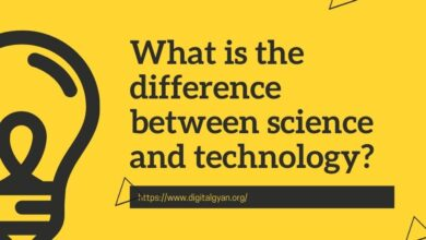 difference-between-science-and-technology
