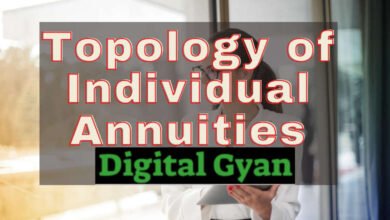 Typology of Individual Annuities