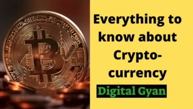 everything to know about cryptocurrency