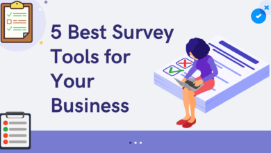 5 Best Survey Tools for Your Business